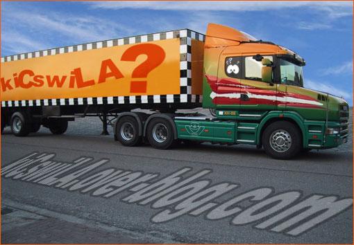 Camion kiCswiLA?