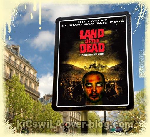 Parodie de Land of the dead