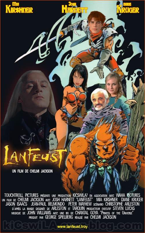 Lanfeust au cinéma.