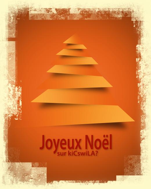 Joyeux Noël 2014.