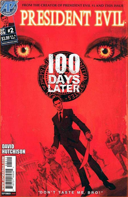 28 jours plus tard selon David Hutchison.