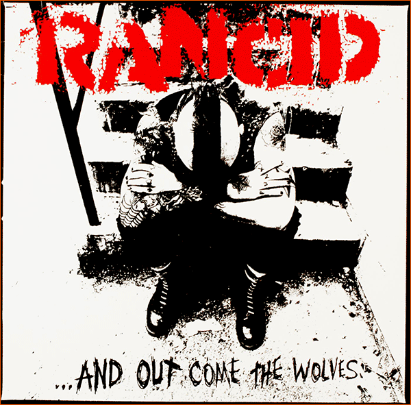 ...And out come the wolves de Rancid (1995).