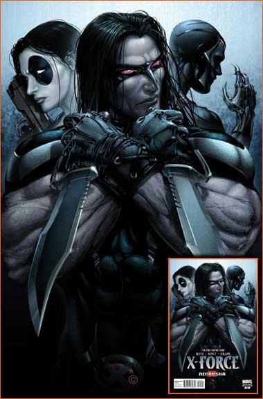 Blade Trinity selon Clayton Crain.