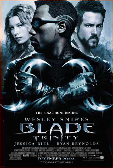 Blade Trinity de David S. Goyer.