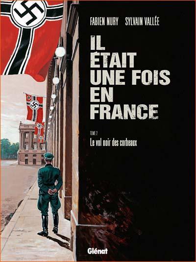 A paris sous la botte des Nazis selon Sylvain Vallée.