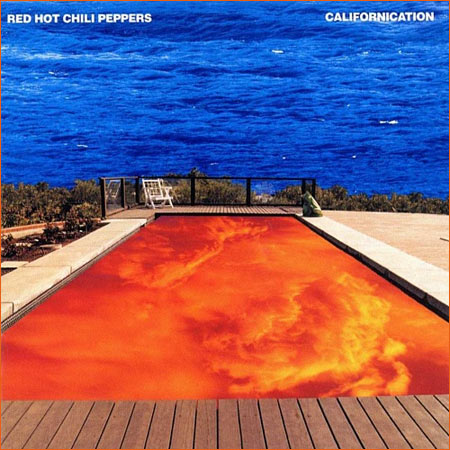Californication des Red Hot Chili Peppers.