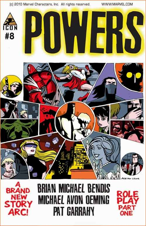 Cheap Thrills selon Michael Avon Oeming.