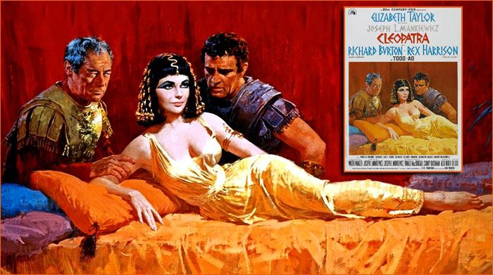 Cléopâtre de Joseph L. Mankiewicz