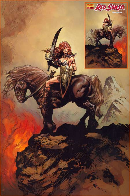 Death Dealer selon Liam Sharp.