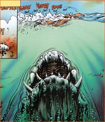 Les dents de la mer selon Jean-Louis Mourier.