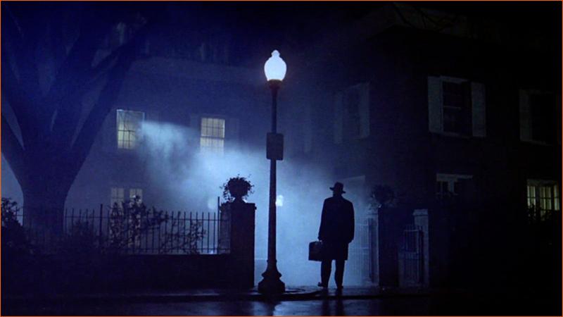 L'Exorciste de William Friedkin.