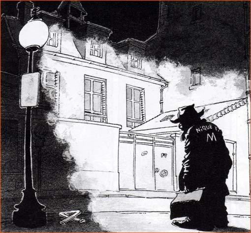 L'Exorciste selon Maëster.