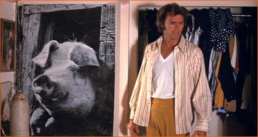 Un frisson dans la nuit de Clint Eastwood.