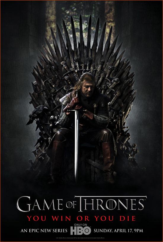 Game of Thrones - Saison 1 de Benioff et Weiss.