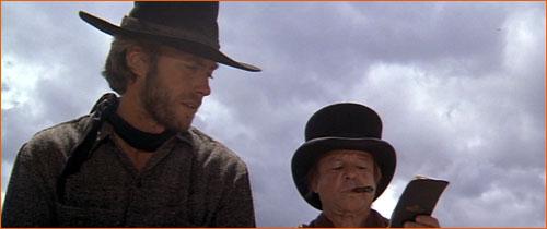 L'homme des hautes plaines de Clint Eastwood.