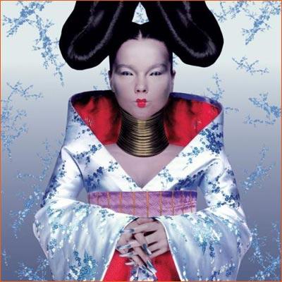 Homogenic de Björk.