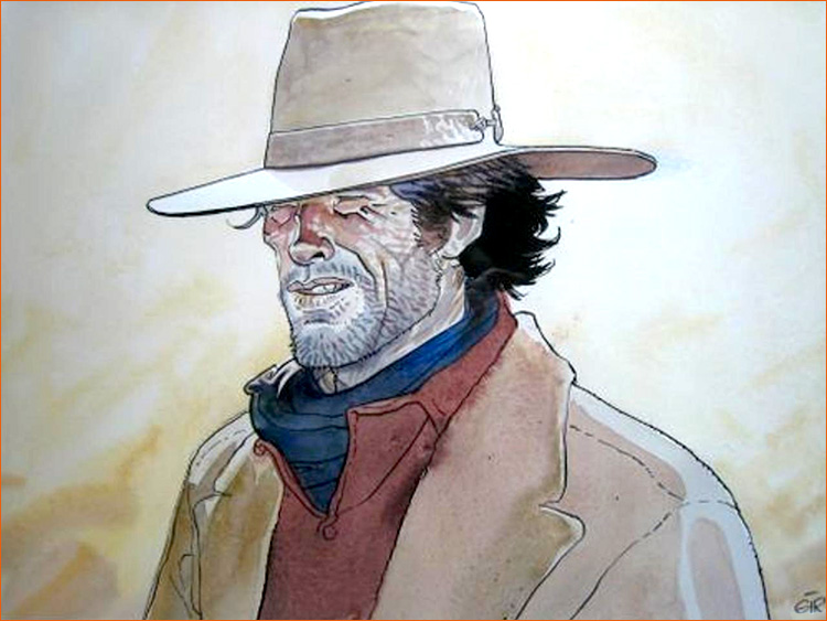 Impitoyable selon Jean Giraud.
