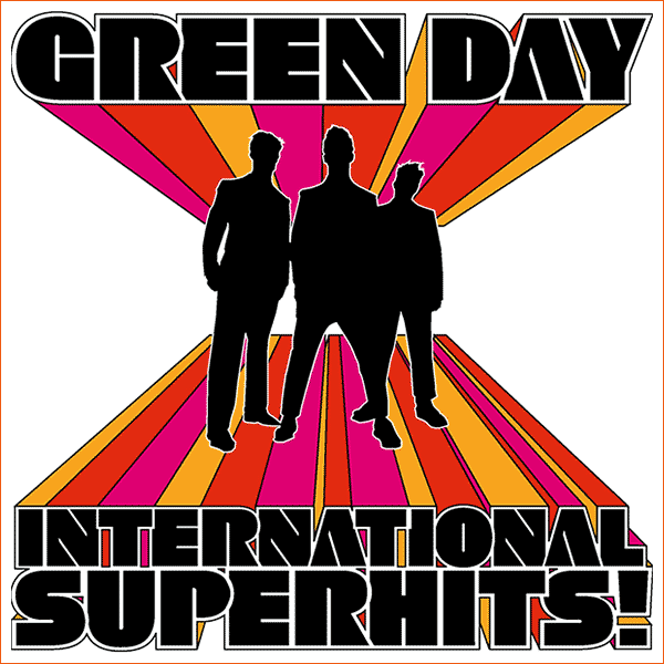 International Superhits ! de Green Day.