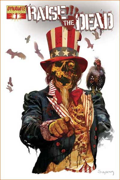 I want you for U.S. Army selon Arthur Suydam.