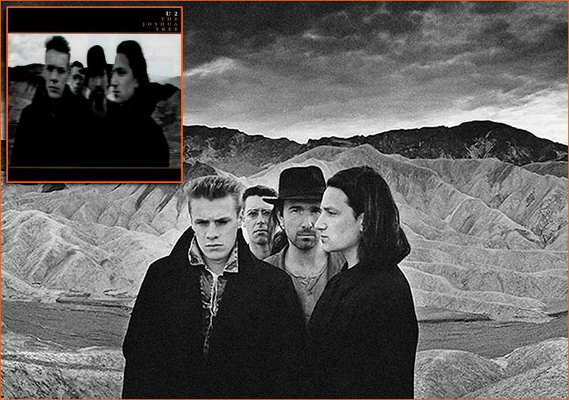 The Joshua tree de U2.