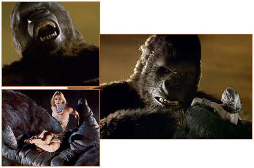 King Kong de John Guillermin.