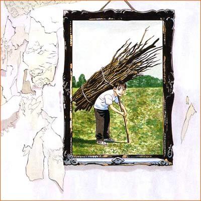 4e album de Led Zeppelin selon Harold Sakuishi.