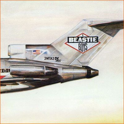 Licensed to ill des Beastie Boys.