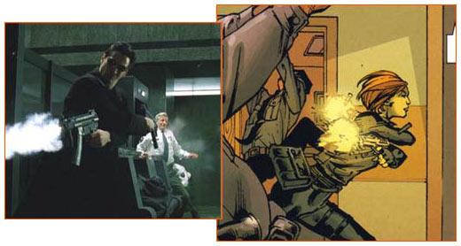 Matrix selon Brian Hitch.