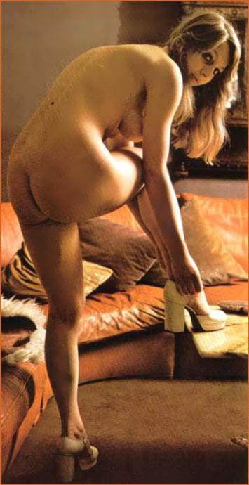 Diana Halprin dans Mayfair.