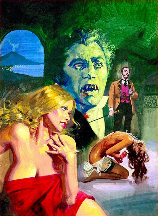 Couverture originale censurée d'Alessandro Biffignandi.