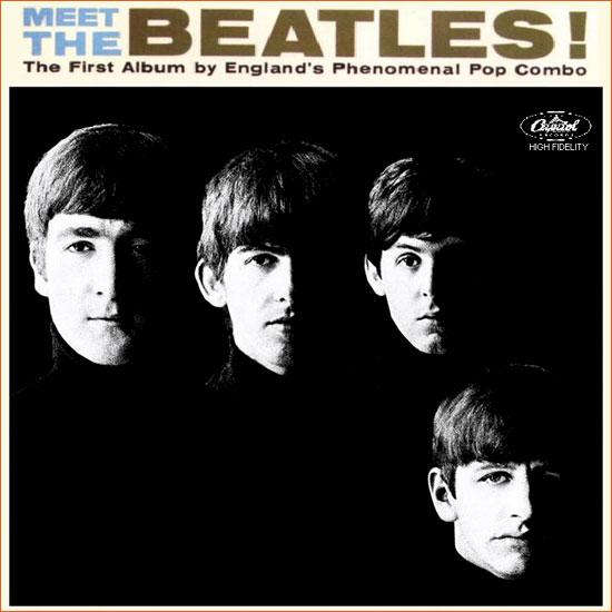 Meet the Beatles! des Beatles.