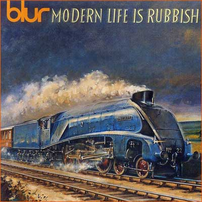 Modern life is rubbish de Blur.