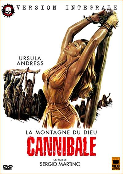 La montagne de dieu cannibale de Sergio Martino.