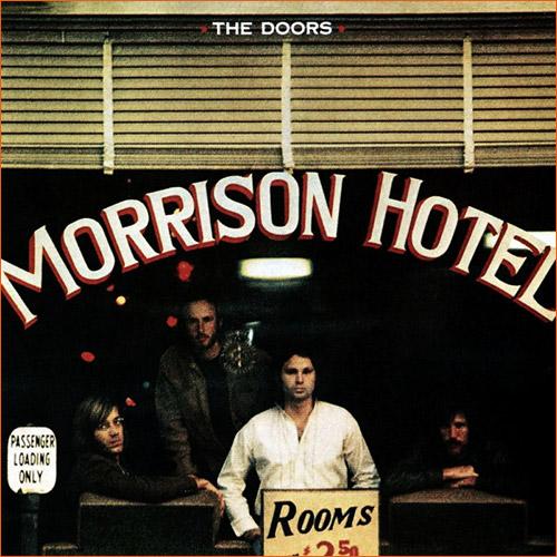 Morrison hotel de The Doors.