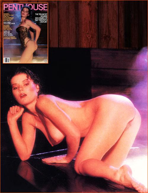 Rorie Fay pour Penthouse de Mai 1982 (John Copeland).