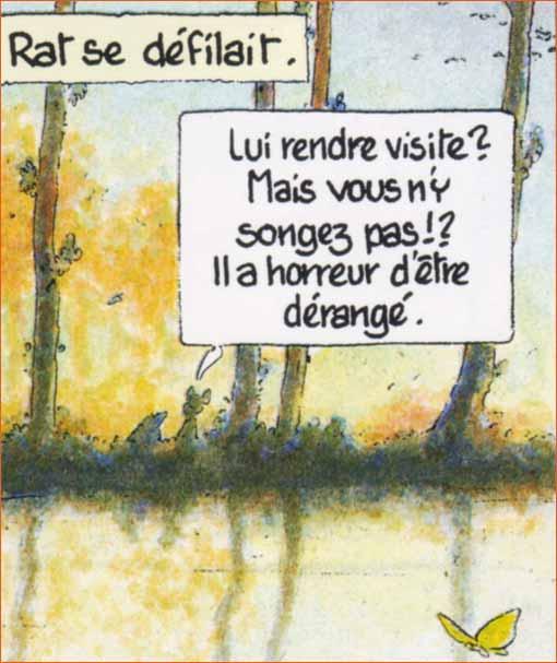 -Les quatre arbres- ou -Les quatres peupliers- selon Michel Plessix.