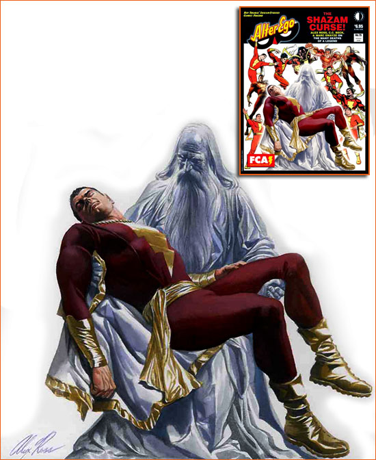 La Pietà selon Alex Ross.