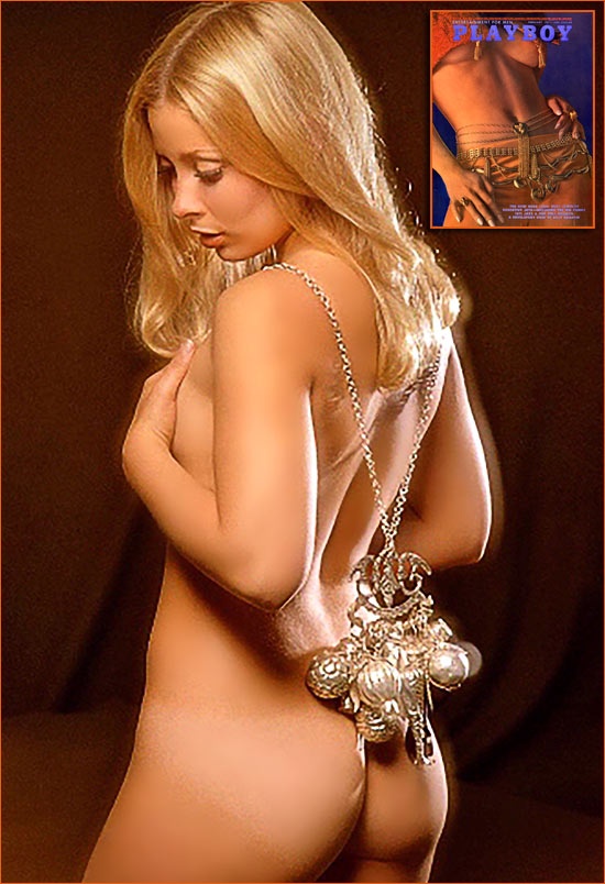 Model Bods Bejeweled par J. Frederick Smith pour Playboy.