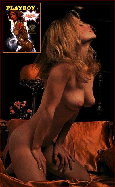 Lynn Schiller par Larry Dale Gordon pour Playboy.