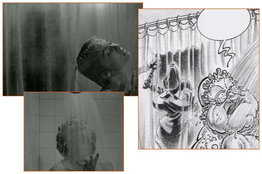 La scène culte selon Maëster.