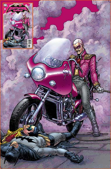 Purple Rain selon Frank Quitely.