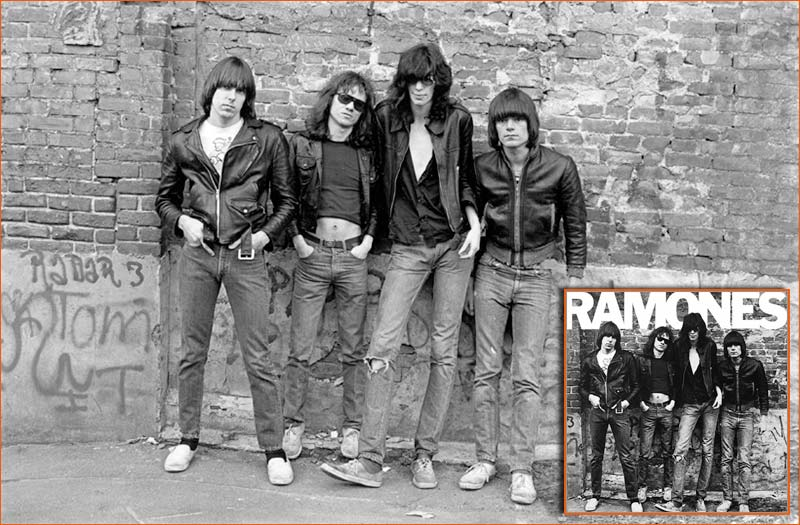 Ramones des Ramones.