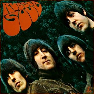 Rubber Soul des Beatles.
