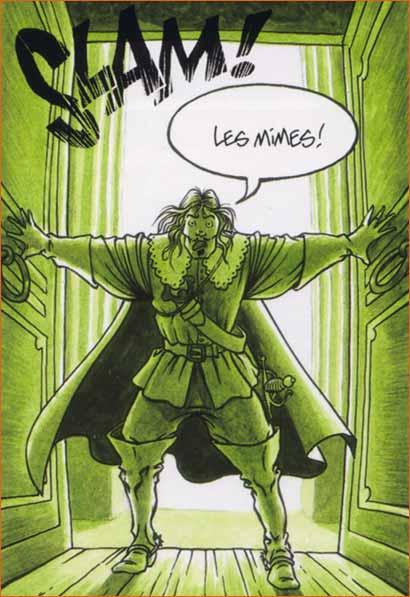 Le Seigneur des Anneaux - Les deux Tours selon Jean-Luc Masbou.
