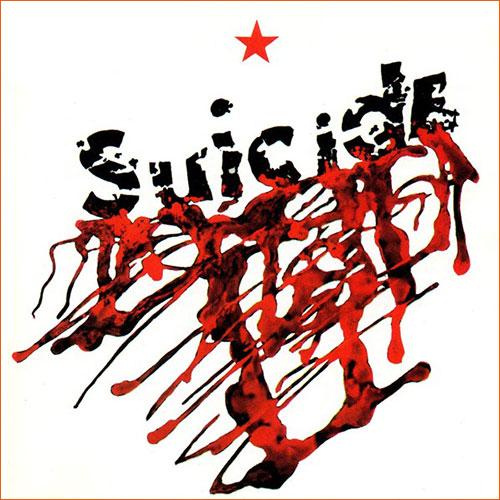 Suicide de Martin Rev et Alan Vega.