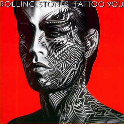 Tattoo you des Rolling Stones.