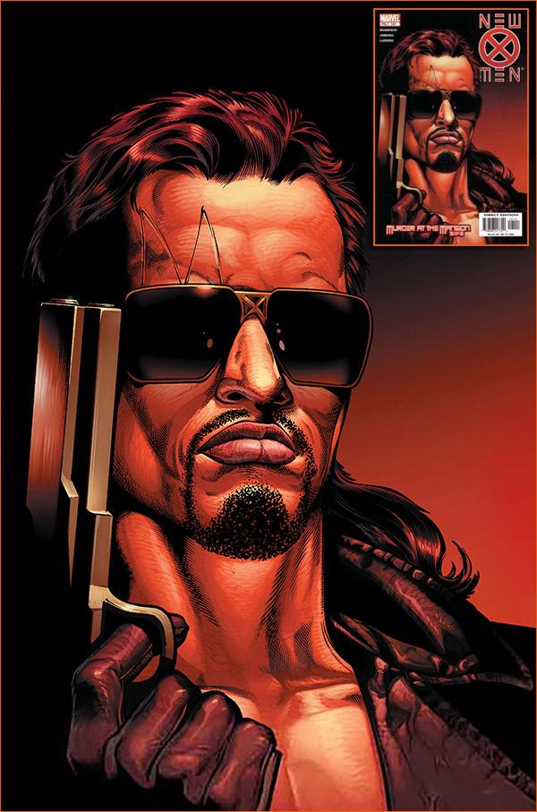 Terminator selon Phil Jimenez.