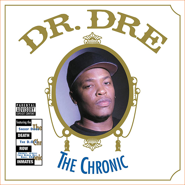 The Chronic de Dr. Dre.