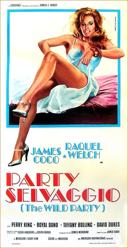 The wild party de James Ivory.