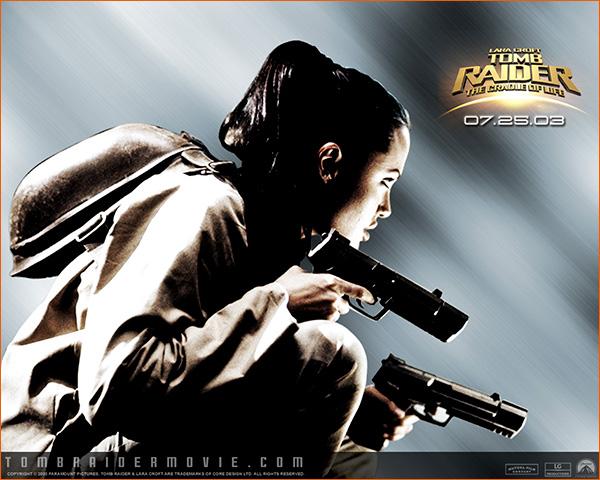 Lara Croft: Tomb Raider - Le berceau de la vie de Jan de Bont.